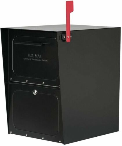 Architectural Mailboxes Oasis Mailbox, Black