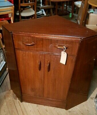 G Plan Brandon Retro  Bureau 1950s Tola Wood Finish 39 inch