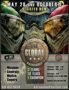Paintball BIG Game  May28