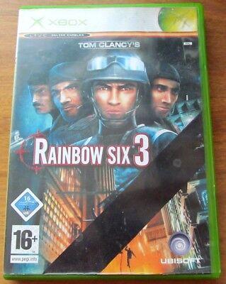 Rainbow Six 3,FIFA12 (xBox 360 Spele)  (PAL), usado comprar usado  Enviando para Brazil