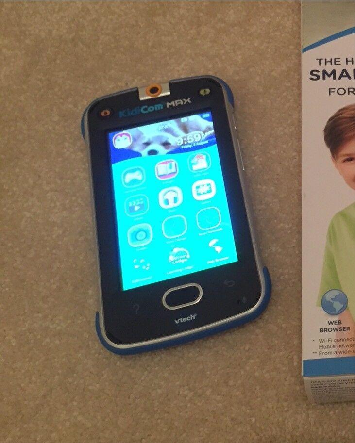 Vtech Kidicom Max Kids Mobilephone In Kingswells Aberdeen Gumtree