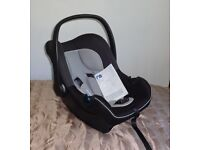 MOTHERCARE ZIBA INFANT CARRIER. Rear facing car seat ( 0-13 Kg.)
