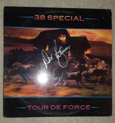 Entertainment Memorabilia 38 Special Don Barnes Autographed Signed Live 8x10 Photo Jsa Coa Autographs-original