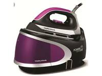 Morphy Richards PowerSteam elite iron