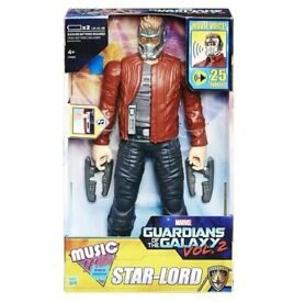 MARVEL GUARDIAN OF GALAXY ELECTRONIC MIX STAR LORD BNIB.