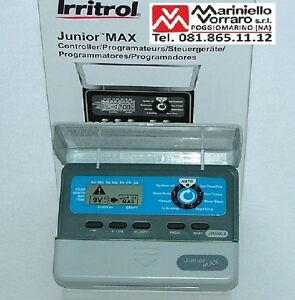 Programmatore irrigazione IRRITROL junior max -6 zone ...