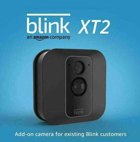 Add-On Blink XT2 HD Camera for Existing Blink System 2nd Generation 2-Way Audio