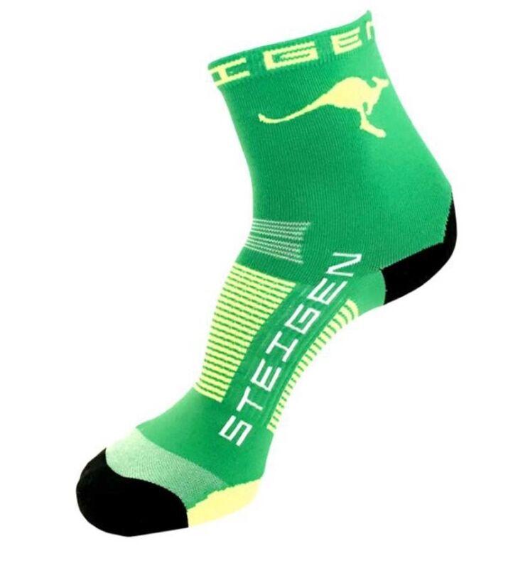 Steigen Unisex Running Socks - Aus - OSFA