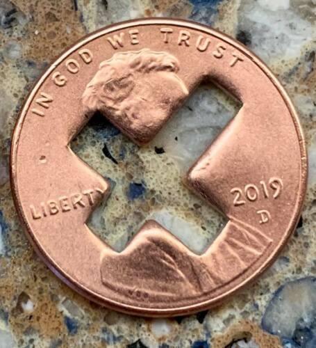 500 Cross Penny