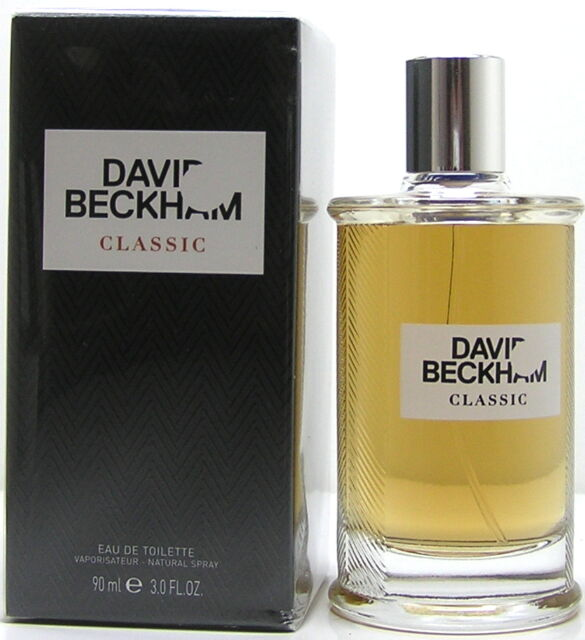 David Beckham CLASSIC 90 ml EDT Spray
