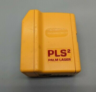 Pls2 Palm Laser Level Tool - 180 Degree - Great Condition - Tested Cleaned
