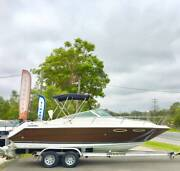 Sea Ray Searay Turbo Diesel 24 Foot Boat Helensvale Gold Coast North Preview