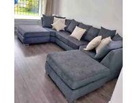 New u shape scattered back Sofa ☀⚡⚡