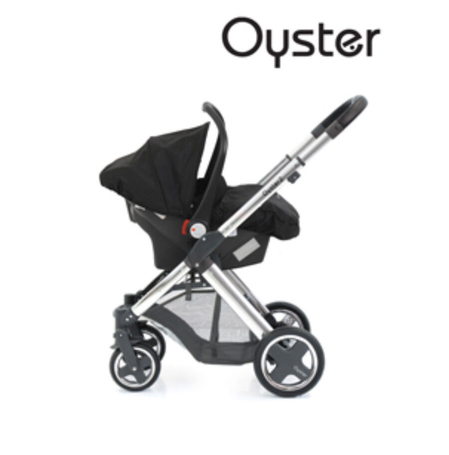 Baby style Oyster travel system and carseat at a bargain price