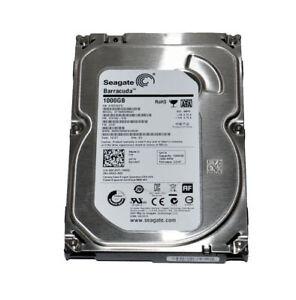 Seagate Barracuda 1TB 1000GB 7200RPM 3.5