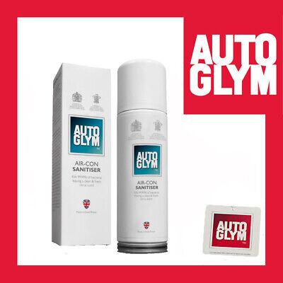 Autoglym Air Con Sanitiser with air freshener