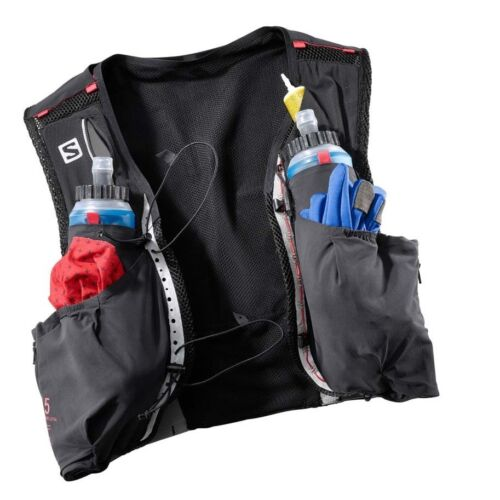 Salomon S/Lab Sense Ultra 5 Set Trail Running Vest S17 - Tra