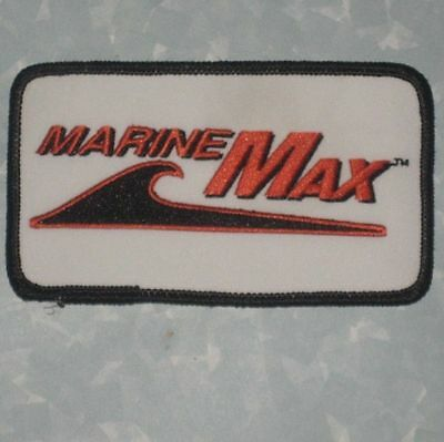 Marine Max Patch   Boating   4 1 2  X 2 1 2