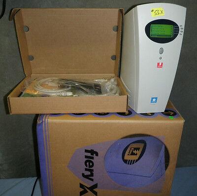 Konica Minolta Fiery Pi-6500 X3 Server Controller Di-551di-65071557165dl650