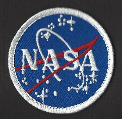 AUTHENTIC NASA MEATBALL AB Emblem SPACE PATCH Made In The USA