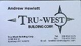 Tru-West Contracting and Design