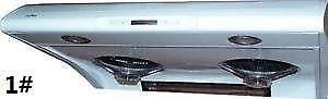 Crown under cabinet powerful range hood from $199(new) City of Montréal Greater Montréal image 1