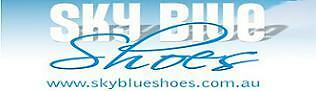 SkyBlueShoes Leather Shoes for Kids