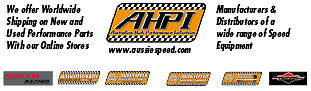 Aussiespeed Performance Products