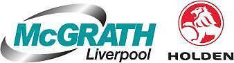 McGrath Holden Liverpool Used - AHG
