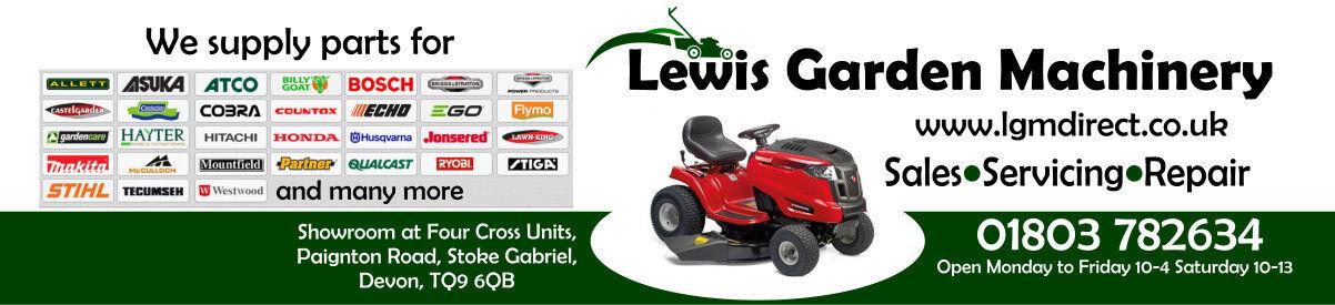 Lewis Garden Machinery