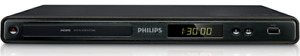 Philips Region Free 1080P DVD Player with USB