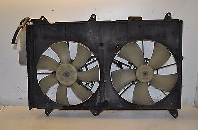 Toyota Previa Engine Cooling Fan Previa 2.4 vvti Auto Radiator Cooling Fan 2001