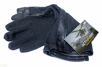 Ansell Activarmr Mission Critical Gear 46-402 Leather Aviatorflyer Gloves