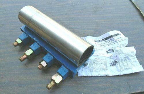 """SMITH-BLAIR   2"""" x 10"""" FULL CIRCLE PIPE REPAIR CLAMP  22600023810000"""