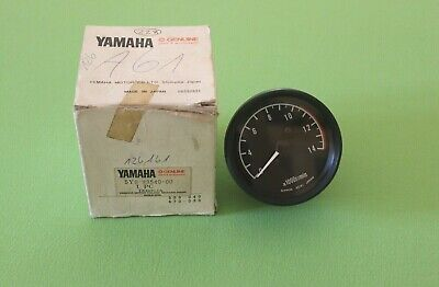 NEW <em>YAMAHA</em> TZ500 REV COUNTER TACHOMETER TACHO 5Y9 83540 00