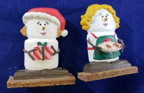 Christmas  Brooch  Pin Lot Snowman S