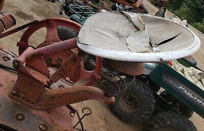 Farmall M Super H M Sm Sh Mta Tractor Orignal Deluxe Easy Rider Seat Assembly Ih