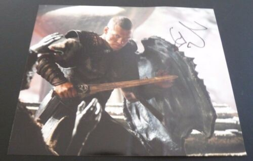Sam Worthington Titans Autographed Signed 8x10 Photo PSA or Beckett Guaranteed