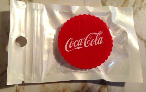 ~NEW~ Coca-Cola Pop Socket Collapsible Phone Grip - Coke Soda Original Unopened