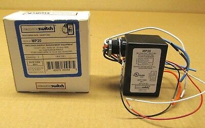 1 Nib Acuity Sensor Switch Mp20 Mp-20 Mini Power Pack 120277 Vac 2 Avail