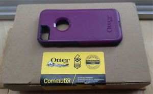 Like NEW, Otterbox commuter series case for iPhone 7