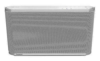 Panasonic SC-ALL8EB-W White Wireless Speaker, 80W, Multi Room, Great Buy!!!