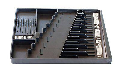 Wrench Organizer Tool Sorter Holder Rack Rail ...
