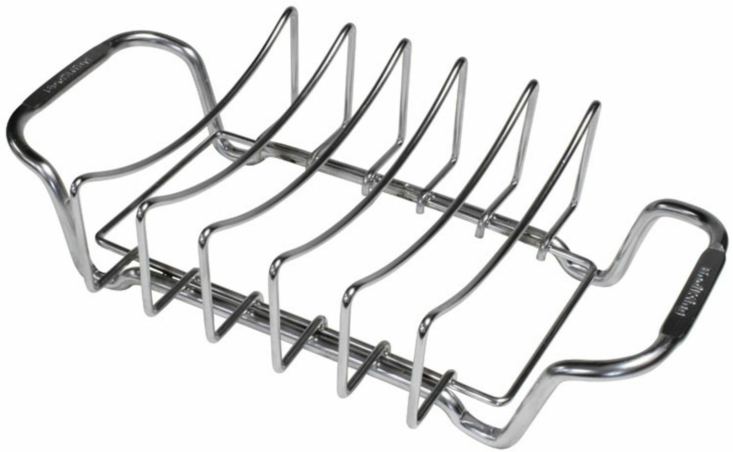 Broil King Imperial Stainless Steel Rib Rack and Roast
