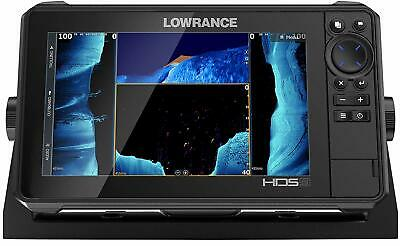Lowrance HDS-9 Live 9 Inch 3 in 1 Live Sonar Fish Finder - 0