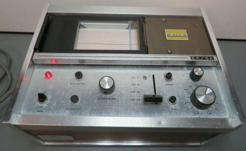 BURDICK EK/5A ELECTROCARDIOGRAPH VETERINARY MEDICINE WORKING EKG