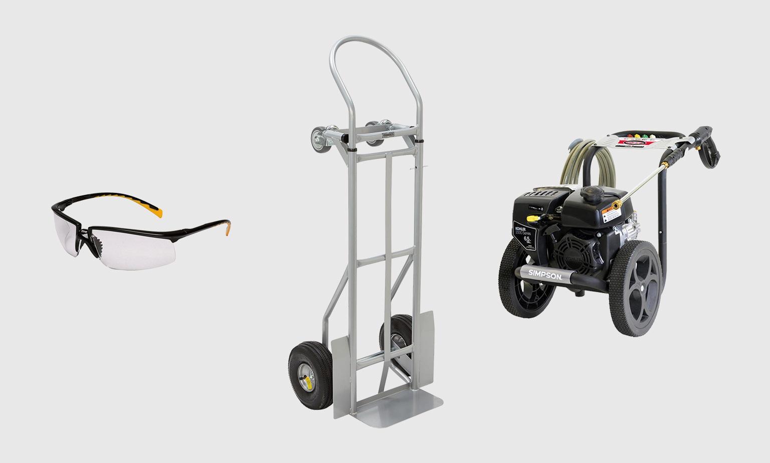 Facilities Management Equipment