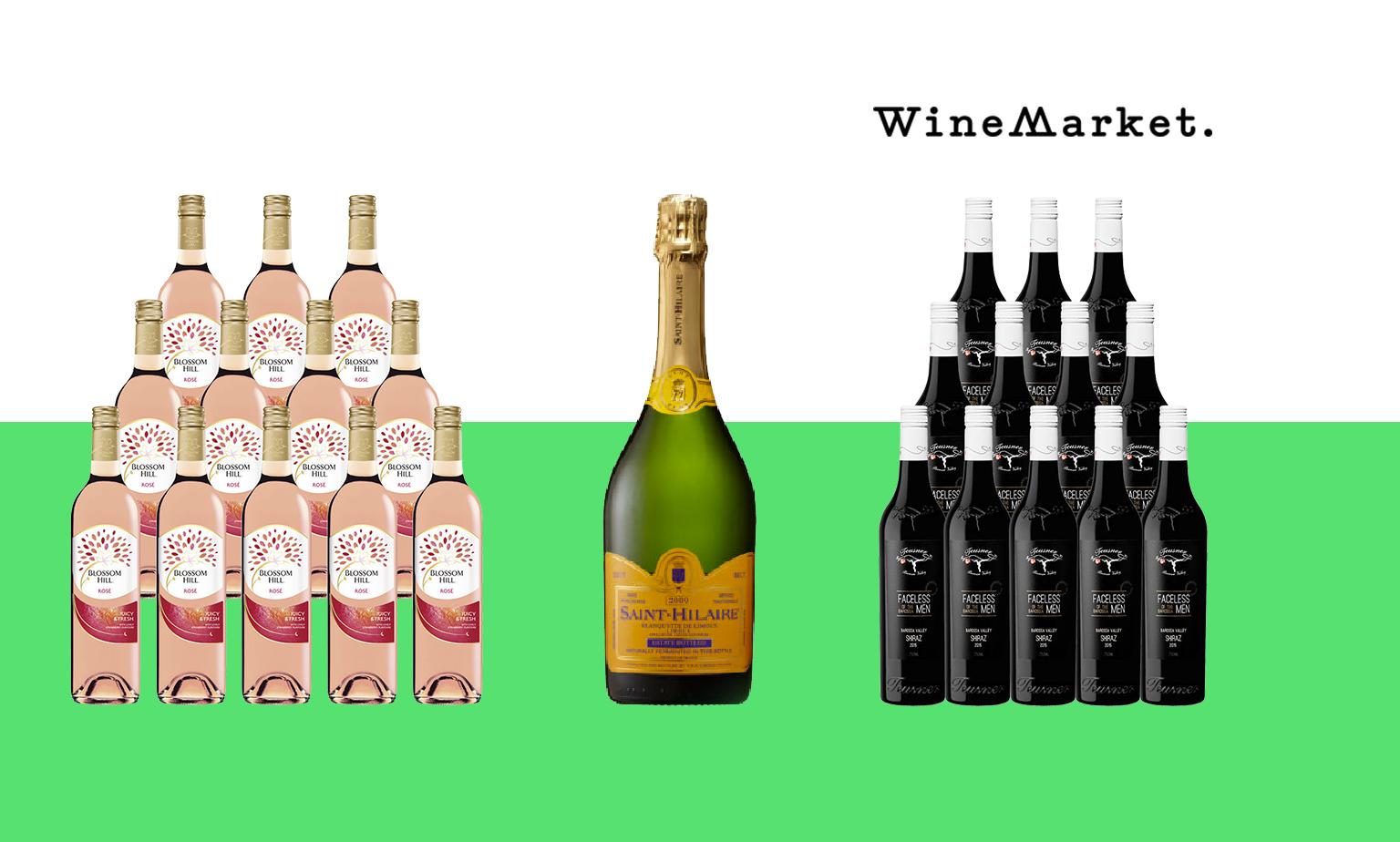 20% off at Winemarket*