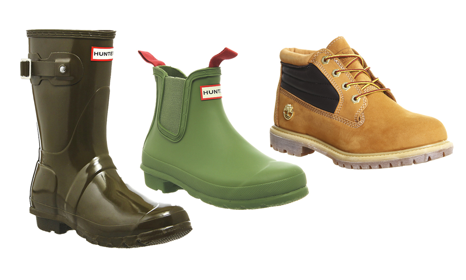 50% Off Wellies & Boots