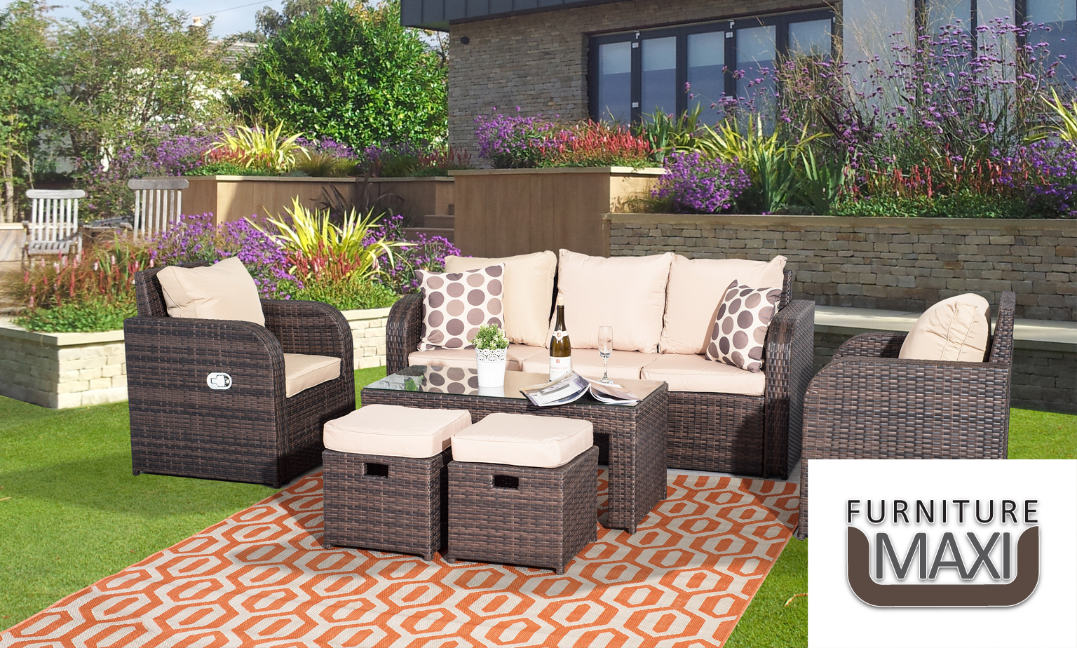 Save up to 20% off Garden Furniture